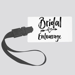 Bridal Entourage - Bride's Entourage Luggage Tag