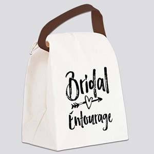 Bridal Entourage - Bride's Entourage Canvas Lunch