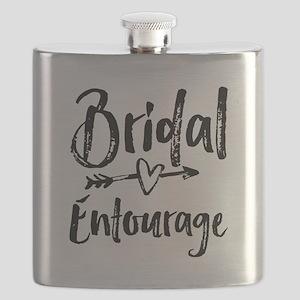 Bridal Entourage - Bride's Entourage Flask