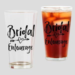 Bridal Entourage - Bride's Entourage Drinking Glas