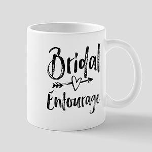 Bridal Entourage - Bride's Entourage Mugs