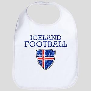 Iceland Football Bib