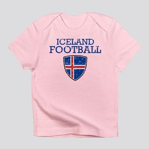 Iceland Football Infant T-Shirt