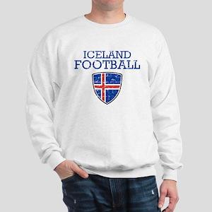 Iceland Football Sweatshirt