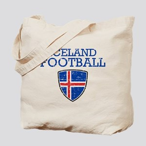 Iceland Football Tote Bag