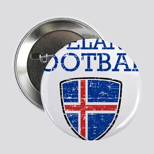 "Iceland Football 2.25"" Button"