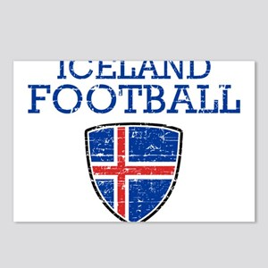 Iceland Football Postcards (Package of 8)