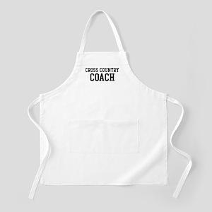 CROSS COUNTRY Coach BBQ Apron