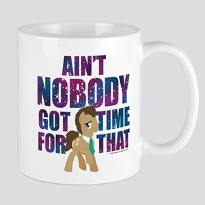 MLP Dr. Hooves Mug