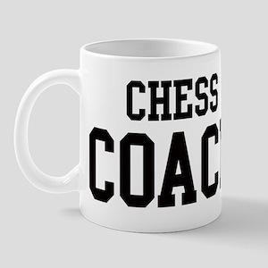 CHESS Coach Mug