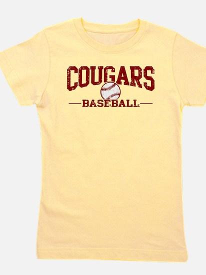 Cougars Baseball T-Shirt