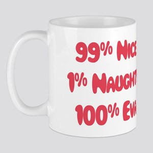 Eva - 1% Naughty Mug