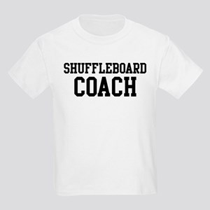 SHUFFLEBOARD Coach Kids Light T-Shirt