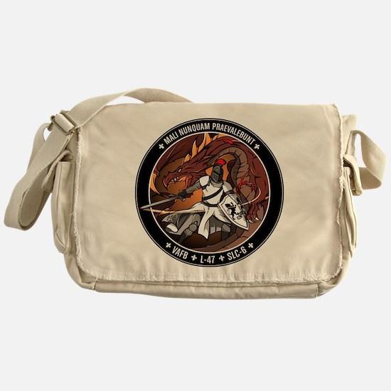 NROL-47 Program Logo Messenger Bag