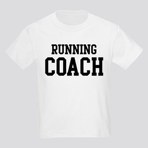 RUNNING Coach Kids Light T-Shirt