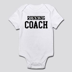 RUNNING Coach Infant Bodysuit