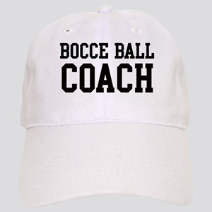 BOCCE BALL Coach Cap