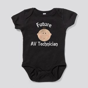 Future AV Technician Baby Bodysuit