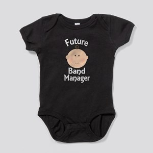 Future Band Manager Baby Bodysuit
