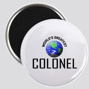 World's Greatest COLONEL Magnet