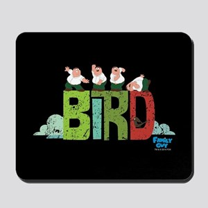 Family Guy Bird is the Word 2 Mousepad