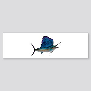 SAILFISH Bumper Sticker