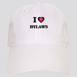 I Love Bylaws Cap