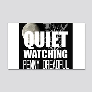 Quiet Watching Penny Dreadful Wall Decal