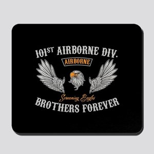 101st Airborne Brothers Mousepad