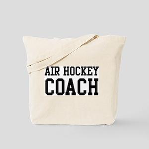 AIR HOCKEY Coach Tote Bag