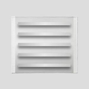 Set Of 5 Shelves Throw Blanket
