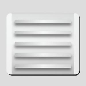 Set Of 5 Shelves Mousepad