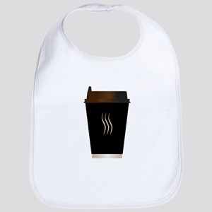 Paper Coffee Cup Bib