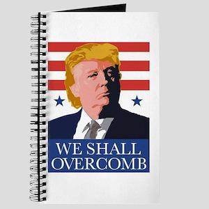 Donald Trump Combover Journal
