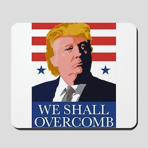 Donald Trump Combover Mousepad