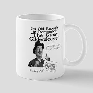 THE GREAT GILDERSLEEVE - OTR Mugs