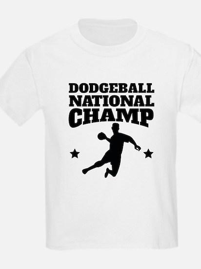 Dodgeball National Champ T-Shirt