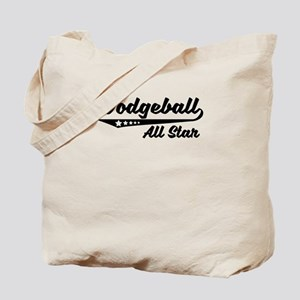 Dodgeball All Star Tote Bag
