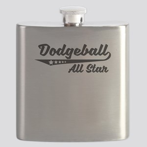 Dodgeball All Star Flask