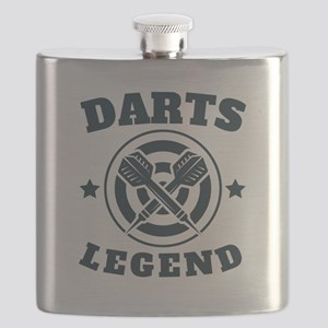 Darts Legend Flask
