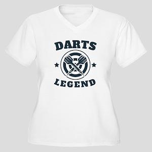 Darts Legend Plus Size T-Shirt