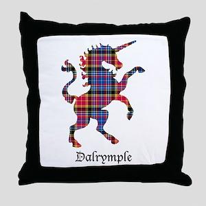 Unicorn - Dalrymple Throw Pillow