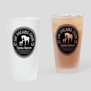 Day Dreams Farm Drinking Glass