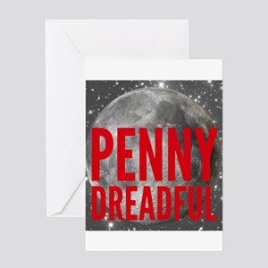 Penny Dreadful Greeting Cards