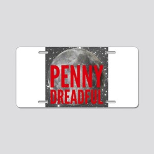 Penny Dreadful Aluminum License Plate