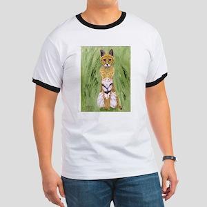 Serval Cat T-Shirt
