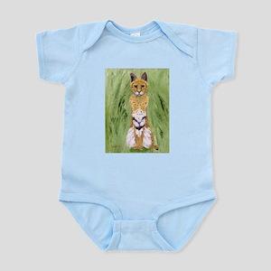 Serval Cat Body Suit