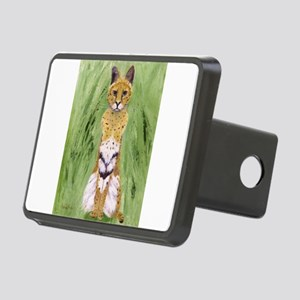 Serval Cat Hitch Cover