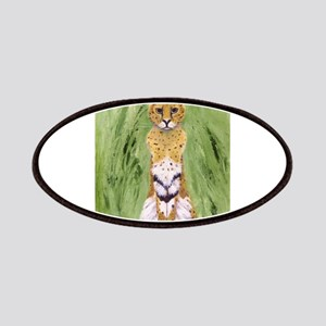 Serval Cat Patch