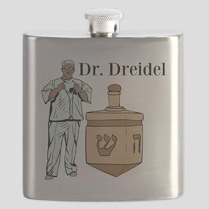 Dr. Dreidel Flask